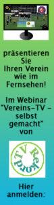 TV Rekord präsentiert Ihren Verein wie im Fernsehen!