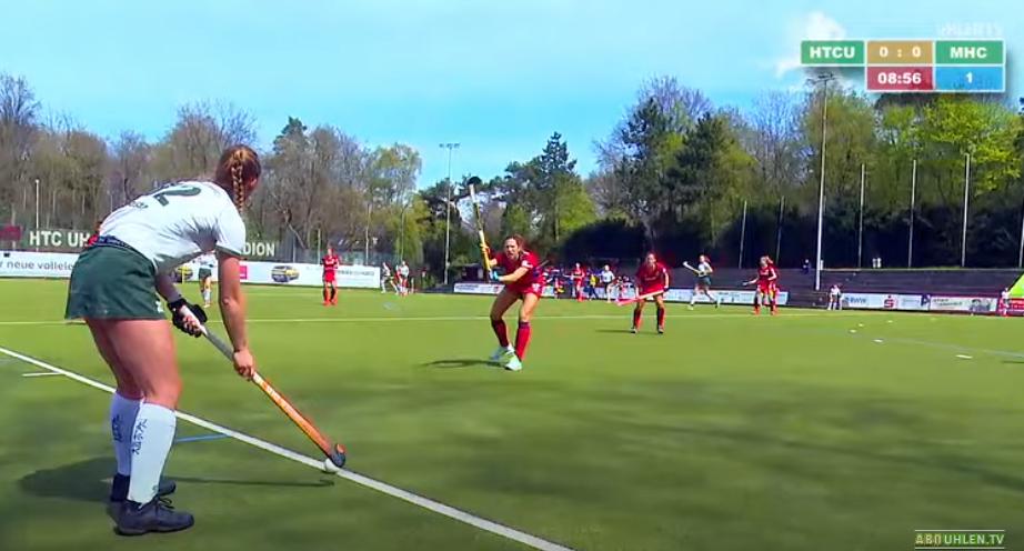 video-hockeyliga-viertelfinale-damen -uhlenhorst-mhc