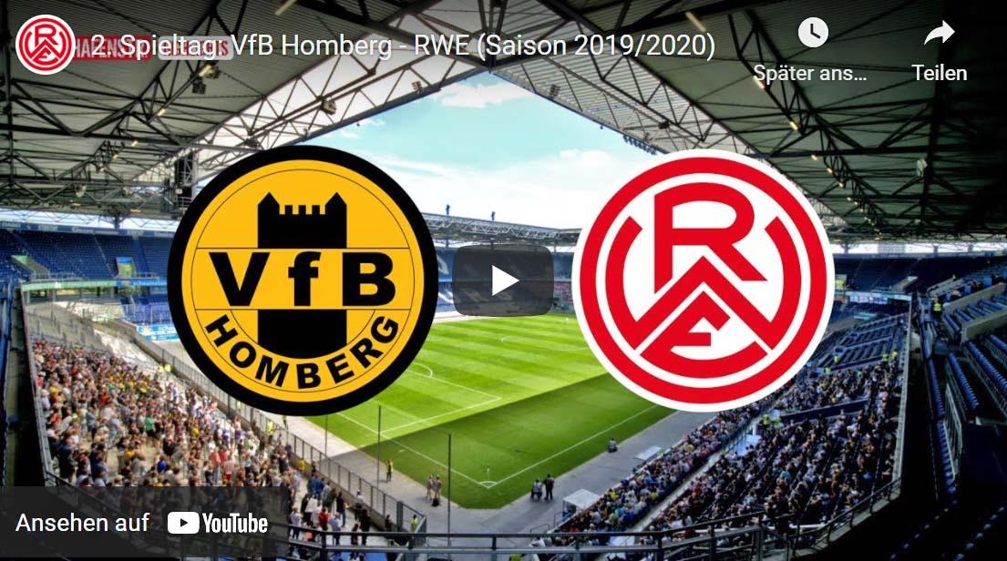 zum Video VfB Homberg-RW Essen